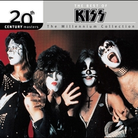 Cover of the track 20th Century Masters - The Millennium Collection: The Best of Kiss