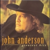 Couverture de l'album John Anderson: Greatest Hits