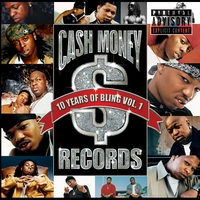 Cover of the track 10 Years of Bling, Vol. 1