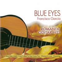 Cover of the track Romantic Guitar Hits - Blue Eyes