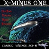 Cover of the album X Minus One - 50 Science Fiction Golden Age Vintage Radio Episodes