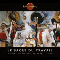 Cover of the track Le sacre du travail