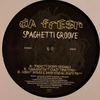 Cover of the album Spaghetti Groove - EP