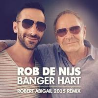 Cover of the track Banger Hart (Robert Abigail 2015 Remix) [Radio Edit] - Single