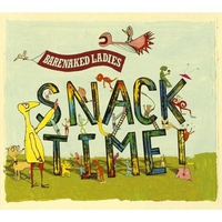 Cover of the track Snacktime!