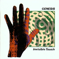Cover of the track Invisible Touch (Remastered)