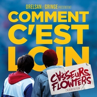 Cover of the track Comment c'est loin