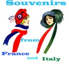 Cover of the album Souvenirs from France and Italy