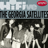 Couverture du titre Rhino Hi-Five: The Georgia Satellites - EP