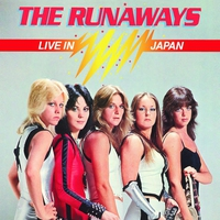 Cover of the track Live in Japan