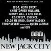 Couverture de l'album New Jack City (Music from the Motion Picture)