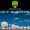 Cover of the album Green Martian - Sounds from Outer Space