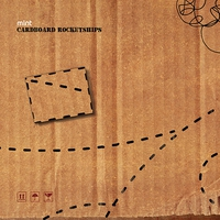 Cover of the track Cardboard Rocketships