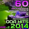 Cover of the album 60 Progressive Trance & Psychedelic Goa Hits 2014