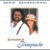 Cover of the album Serie Sensacional: La Sensaeión de Pimpinela