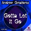 Couverture de l'album Gotta Let It Go - Single