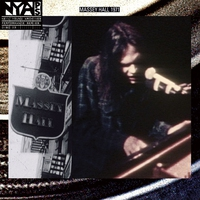 Cover of the track Live At Massey Hall 1971 (Deluxe Version)