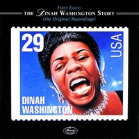 Cover of the track First Issue - The Dinah Washington Story