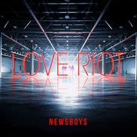 Couverture du titre Love Riot