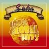 Couverture de l'album 100% Global Hits Salsa