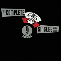 Cover of the track Stax-Volt: The Complete Singles (1959-1968)