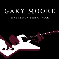 Cover of the track Live at Monsters of Rock