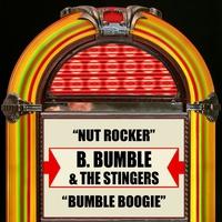 Couverture du titre Nut Rocker / Bumble Boogie - Single