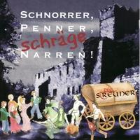 Couverture du titre Schnorrer, Penner, schräge Narren!