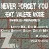 Couverture de l'album Never Forget You (feat. Valerie Moise)