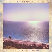 Couverture du titre So You're Not Alone - Single