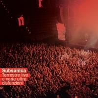 Cover of the track Terrestre live e varie altre disfunzioni