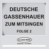 Cover of the album Deutsche Gassenhauer zum Mitsingen, Folge 2