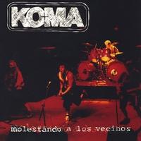 Cover of the track Molestando a los vecinos