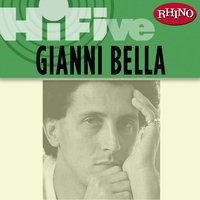 Couverture du titre Rhino Hi-Five: Gianni Bella