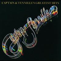 Couverture du titre Captain & Tennille's Greatest Hits