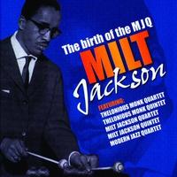 Couverture du titre The Birth of the MJQ