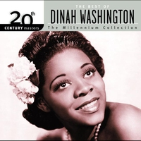Cover of the track 20th Century Masters: The Millennium Collection: The Best of Dinah Washington