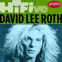 Cover of the track Rhino Hi-Five: David Lee Roth - EP