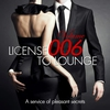 Couverture de l'album License to Lounge, Vol.6 (A Service of Pleasant Secrets Chill Out and Lounge Weapons)