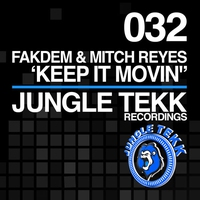 Cover of the track Keep It Movin' - Single