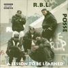 Cover of the album A Lesson to Be Learned