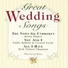 Couverture de l'album Great Wedding Songs