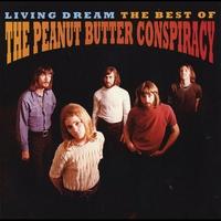 Couverture du titre Living Dream: The Best of the Peanut Butter Conspiracy