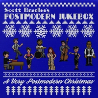Couverture du titre A Very Postmodern Christmas