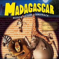 Cover of the track Madagascar (Motion Picture Soundtrack)