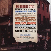 Cover of the track New Orleans Styles