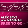 Cover of the album Free to Go (feat. Nadia Ali) - EP