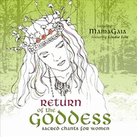 Cover of the track Return of the Goddess
