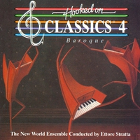Cover of the track Hooked On Classics 4: Baroque