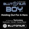 Couverture du titre Holding Out for a Hero (Technoboy remix)